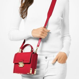 Michael Kors Small Trunk Bag